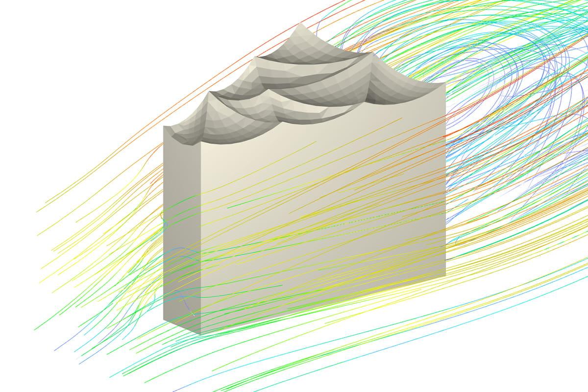 software f r windsimulationen windlastgenerierung. Black Bedroom Furniture Sets. Home Design Ideas