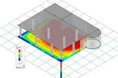 RFEM Add-on Module RF-SOILIN | Determination of Elastic Foundation Coefficients by Means of Soil Data