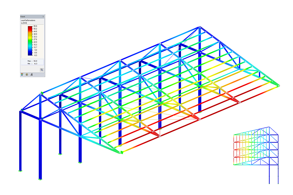 RF-/STEEL EC3 Add-on Module for RFEM/RSTAB