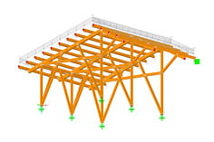 RFEM/RSTAB add-on module RF-/TIMBER CSA | Design of timber members according to CSA 086-09 (Canadian standard)