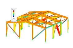Holzbau statik software dlubal software for Statik der stabtragwerke