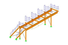 RF-/TIMBER SANS add-on module for RFEM/RSTAB | Design of timber members according to SANS 10163 (South African standard)