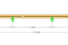 Programma stand-alone RX-TIMBER Continuous Beam | Travi continue