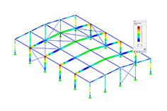 Analysis Software for Aluminium Structures | Dlubal Software