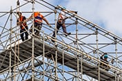 Scaffolding and Rack Structure