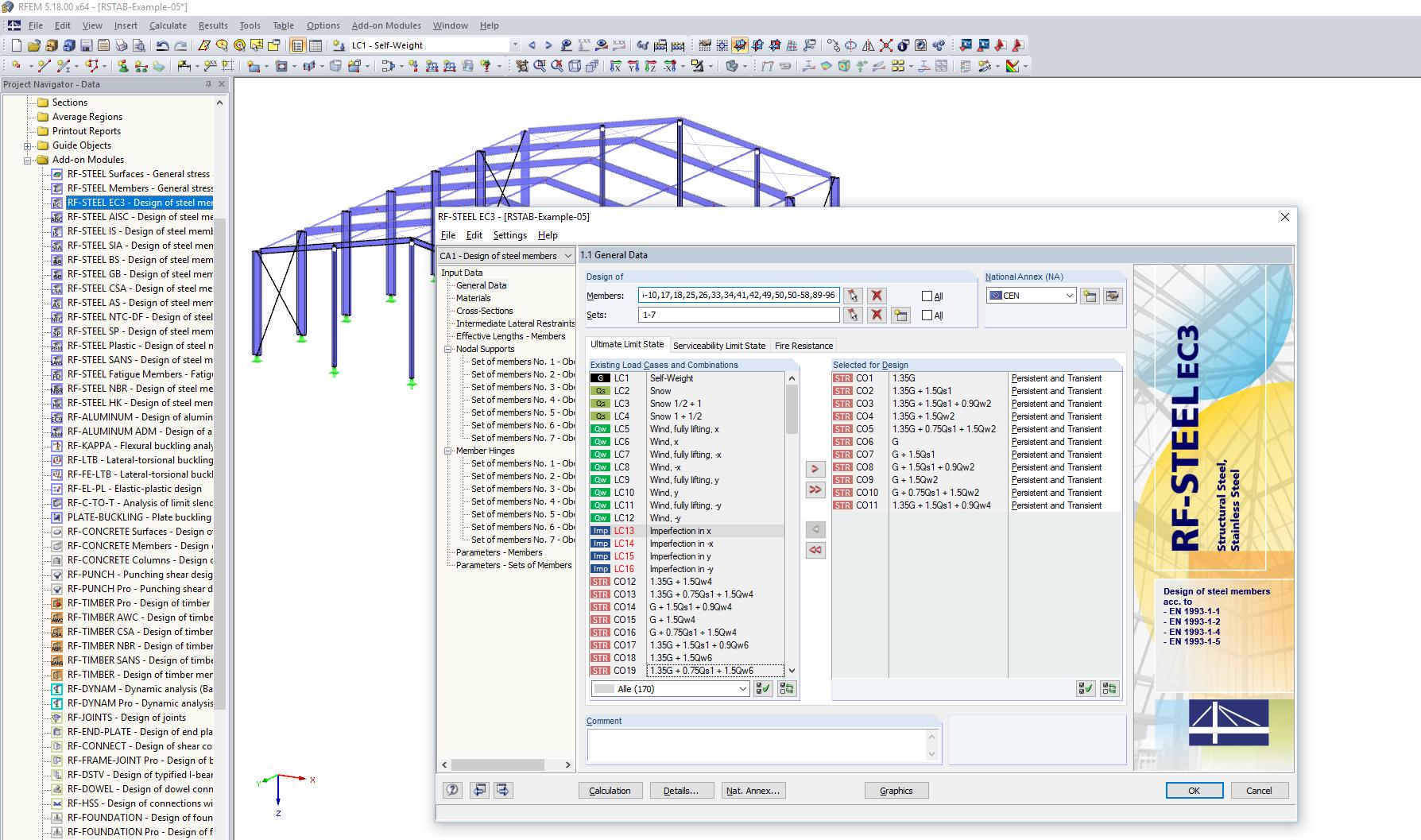 Add On Module Dlubal Software