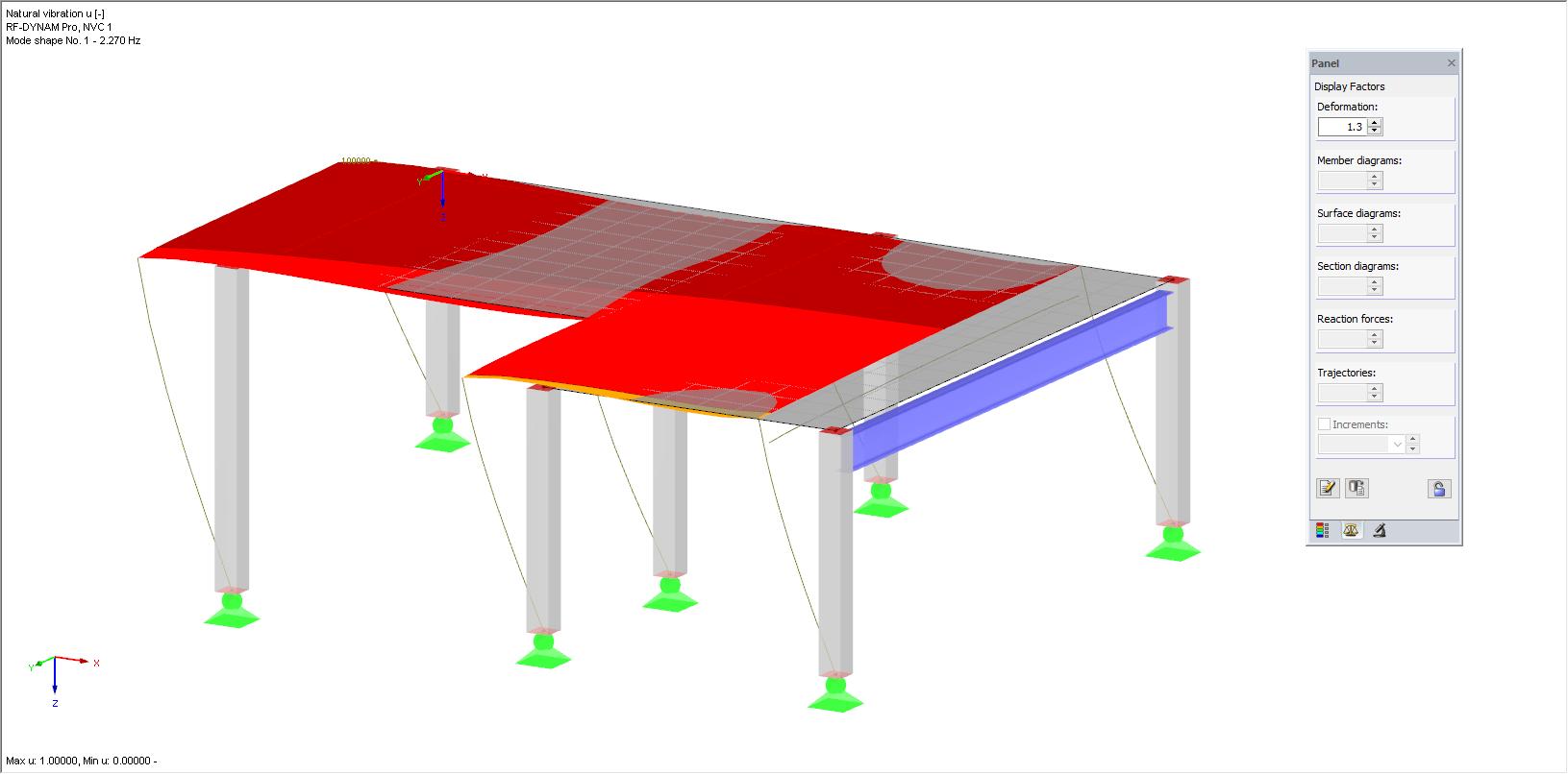 Mode Shape Dlubal Software