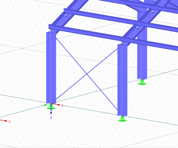 Example of Wall Bracing