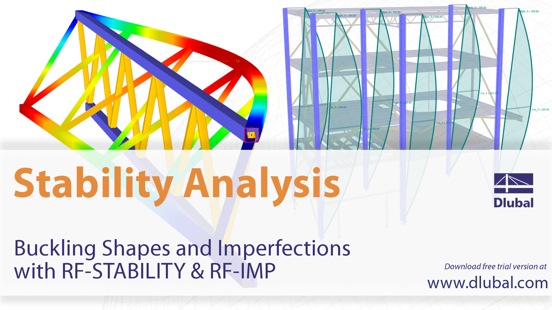 Stability Analysis with RF-STABILITY & RF-IMP