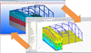 BIM Integration using Finite Element Analysis and Design Software RFEM