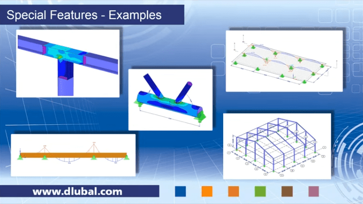 RFEM - Special Features for Increased Competitiveness