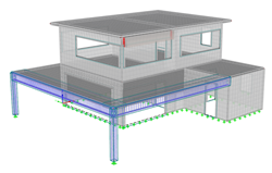 Concrete design according to ACI 318-14 in RFEM
