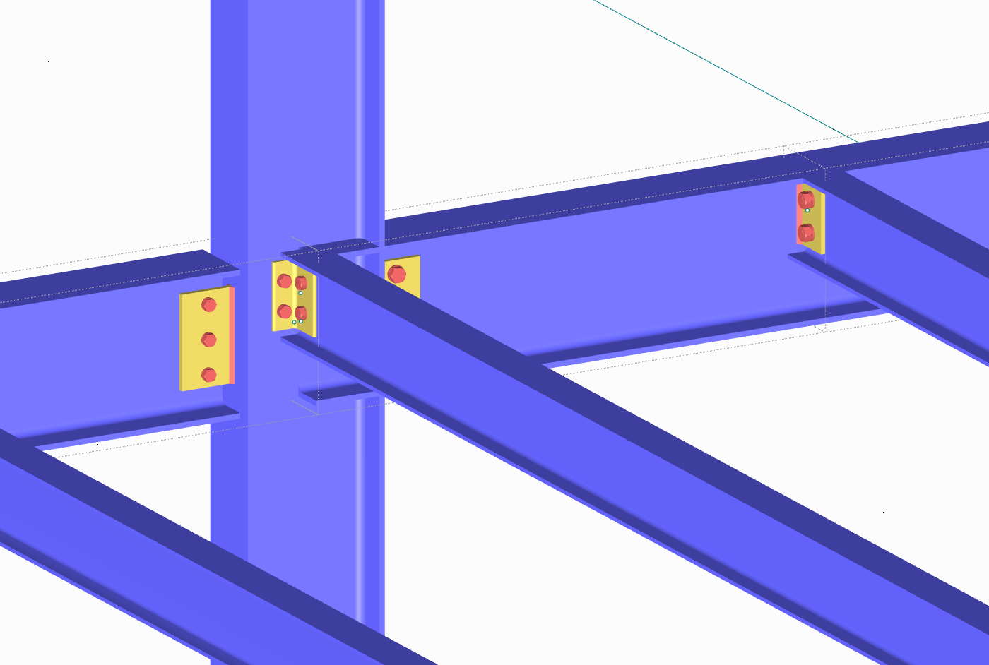 Analyzing Steel Joints in RF-/JOINTS