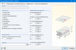 Orthotropy types in RFEM