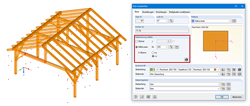 Definition of Member Rotation in RSTAB and RFEM