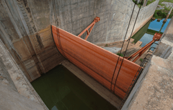 Flap Gate Sluice